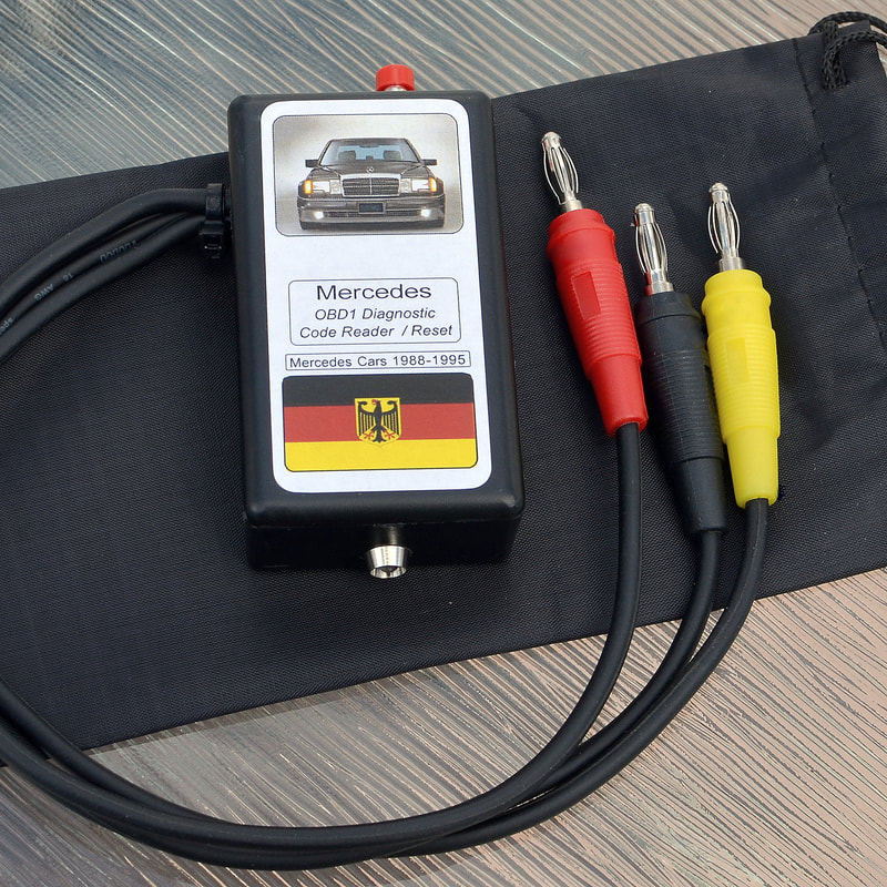 ricks mercedes obd1 code reader